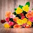 Букет из 31 розы ассорти