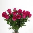 Букет «19 малиновых роз»